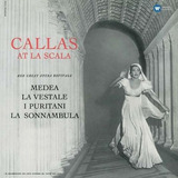 Callas At La Scala (lp)