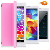 Indigi Rare Pink 7.0 -inch3g Smart Phone Android Tablet Pc W