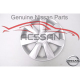 Tapa Rin Polvera March 12-14 Nissan Original Envio Gratis