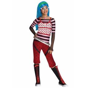 Disfraz Niña Ghoulia Yelps Monster High Halloween
