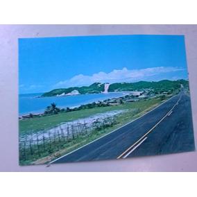 Cartão Postal - Praia Da Ponta Negra - Natal - Rn