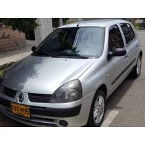 Renault Clio 2006 Full Soat Y Tecno Nuevas Excelente Estado
