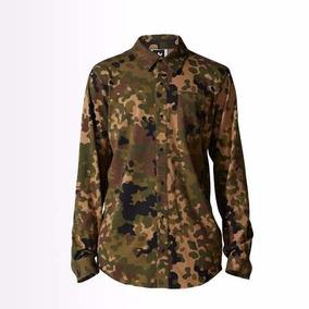 Playera adidas Hombre Camisa Camuflaje Original Talla M Y L