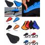 Capa Assento Para Bicicleta Com Proteção De Silicone - Gel