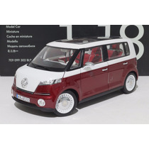 Vw Bulli Concept Car Escala 1:18 Norev