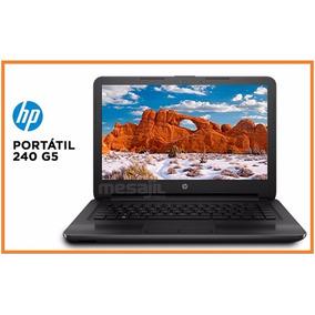 Notebook Hp Cel 240 G5 14 / 4gb / 500gb / Windows10