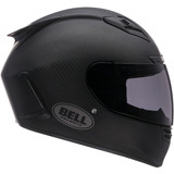 Capacete Bell Star Carbon Fosco - Fibra De Carbono - Moto