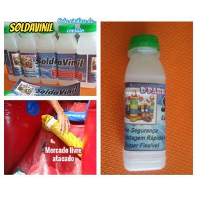 =cola,soldavinil,brinquedos Inflavéis,tobogã,bote,kp1000,kit