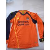 Camisa Le Coq Sportif Manchester City 3 Temporada 2008/09