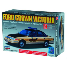 Lindberg Ford Corona Victoria Tennessee Patrulla Estatal 1/