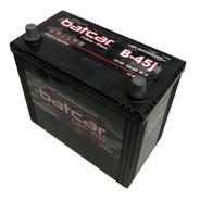 Bateria Batcar 12x45 B45j Auto Asiático Libre Mantenimiento