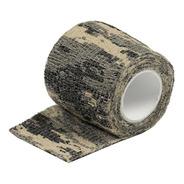 Cinta Adhesiva Táctica Militar Empuñadura Camouflage Wrap