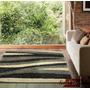 Carpeta Alfombra Expo Shaggy 120 X 170 Cm Living Fundasoul