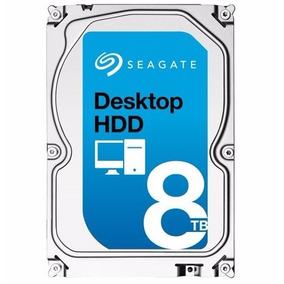 Hd Interno Seagate 8tb Sata 3 6gb/s 3,5 St8000as0002