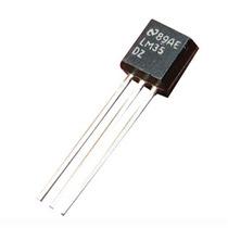 Lm35 Sensor De Temperatura