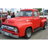 Ford Pick Up Año 53. Escala 1/32