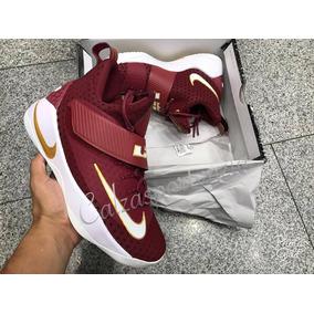 Botas Nike Lebron Ambassador 10 X