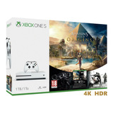 Consola Xbox One S Microsoft 500gb R6 Y Assassins Creed Ori