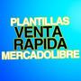 Plantillas Mercadolibre Diseño Web Marketing Redes Sociales