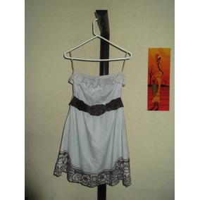 Vestido Corto Love Culture Talla M Gucis_vzla