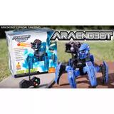 Aracnobot Robot Araña Lanza Dardos Ori San Remo Casa Valente