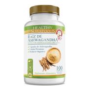 Ashwagandha Pura Premium 100 Capsulas 500mg