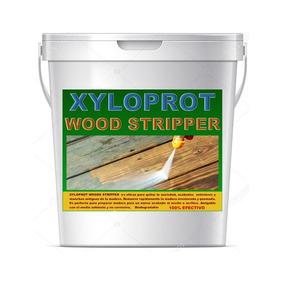 Limpiador Desengrasante Madera Deck Wood Stripper Detergente