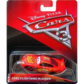 Disney Cars 3 Lightning Mcqueen Mattel Lacrado Carros 3
