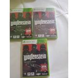 Wolfenstein The New Order Xbox 360 Nuevo Sellado.