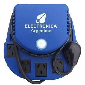 Estabilizador De Tensión 1000 Va Electrónica Argentina