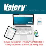 Sistema Administrativo Valery® Profesional 2016
