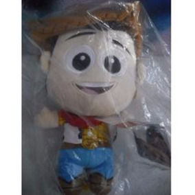 Peluche Woody Cabezon 30cm Disney Pixar Toy Story