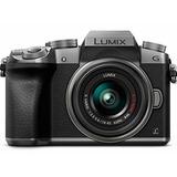 Panasonic Lumix G7 4k Cámara Sin Espejo, Con 14-42mm Mega...