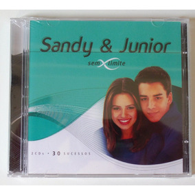 Cd Sandy & Junior Sem Limites - Lacrado