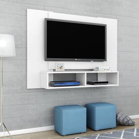 Painel P  Tv Zoom Suporta Tv 32 A 48 - Branco - Dia Das Mães 9e5cdff056