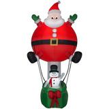 Inflable Navidad 3.60 Mts Santa Clauss Navideño