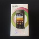 Samsung Galaxy Y Young Lacrado Sem Uso