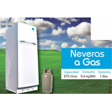 Nevera A Gas Natural O Propano, 275 Litros