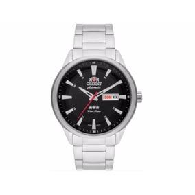 Relógio Orient Masculino Automatic Calendário Duplo 469ss065