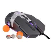 Mouse Gamer Pro Rgb 7000dpi Ajuste De Peso Anti Recuo (pubg)