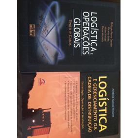 Logstica e operaes globais texto e casos livros no mercado livro logstica e operaes globais fandeluxe Choice Image