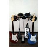 ¡¡¡ Rock Band 3 Para Ps3... Incluye Kit De Instrumentos !!!
