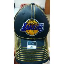 Gorra Adidas Original De Los Lakers