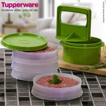 Tupperware Presto Hamburguer Modelador Prensador 4 Formas