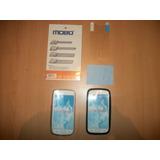 Combo De 4 Accesorios Samsung I9190 Galaxy S4 Mini Envio Gra
