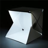 Cubo Estudio Fotográfico Con Luz
