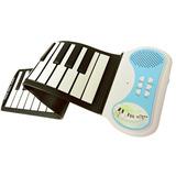 Teclado Musical Infantil Flexível 37 Teclas - Lançamento!