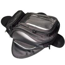Mochila Para Tanque De Moto Tank Bag Maletin Portatil