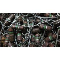Resistor / Resistencia 1 Mega Ohm 1w - Amplificador Bulbos