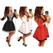Vestidos Elegantes, Tipo Cóctel, Fiesta, Bellos Toda Ocasión